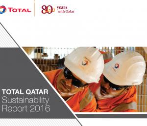 Total Qatar Sustainability Report 2016